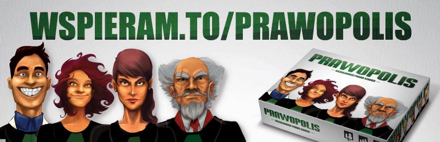 Zdobądź grę Prawopolis i wesprzyj Program Edukacji Prawnej!