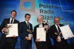 Laureaci 7. edycji Nagrody Polskiej Rady Biznesu