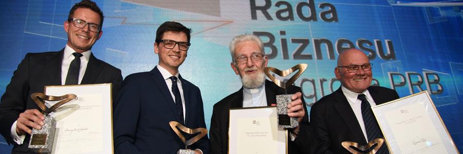 Bartosz Pilitowski laureatem Nagrody Polskiej Rady Biznesu