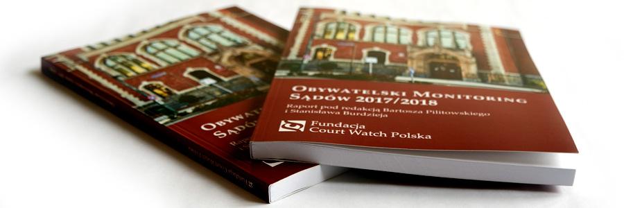 Zobacz najnowszy raport z Obywatelskiego Monitoringu Sądów